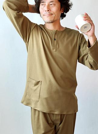 コットンスムースパジャマ