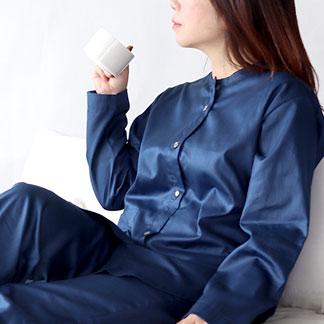 スーピマ超長綿パジャマ