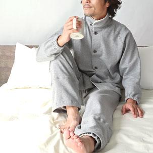 冬あったかパジャマ
