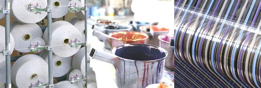 生地から日本製、織り、染め、風合い加工まで日本製