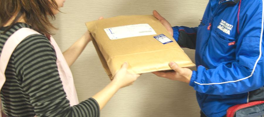 京都の自社工場からお届け出来立てほやほやの商品を発送します