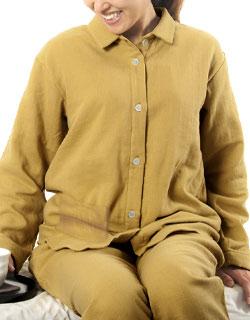 年齢問わず人気の長袖長ズボンレディースパジャマ