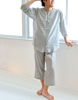 長い時期使える半端丈パジャマ