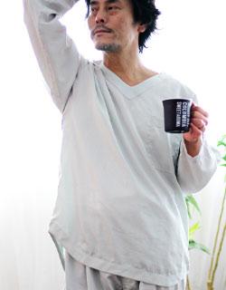 メンズパジャマ人気no3ランキング